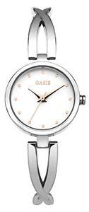 【送料無料】オアシスアナログストラップカラーoasis orologio da polso, analogico, donna, cinturino in metallo, colore x2m