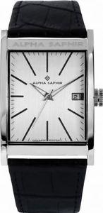 【送料無料】アルファクロックalpha saphir 351b orologio da uomo l7g