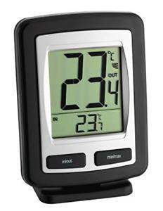 【送料無料】ズームtfa dostmann zoom 30304 radiocontrolled thermometer nuovo
