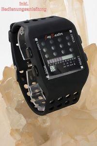【送料無料】ゴムジェイバクスターデジタルマトリックスブレスレットorologio jay baxter matrix digitale bracciale in gomma