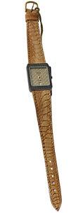 【送料無料】ビンテージウォッチウォッチenicar orologio donna pelle data watch woman date leather vintage nuovo