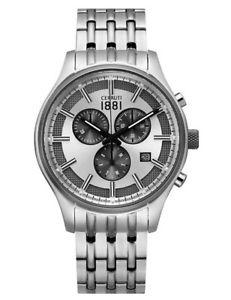 【送料無料】cerruti orologio uomo cra115stu04mut montrerelojherrenuhrwatch