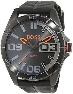 【送料無料】ヒューゴボスオレンジクロックhugo boss orange 1513452 orologio da uomo g1q