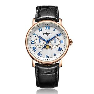 【送料無料】ロータリークロッククロノグラフブレスレットrotary gs0034021 orologio cronografo da polso, uomo, cinturino in m8d