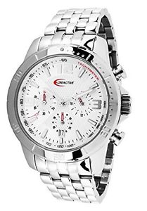 【送料無料】スポーツウォッチクロノグラフcreactive ca120108 orologio sportivo cronografo da uomo movimento al m8i