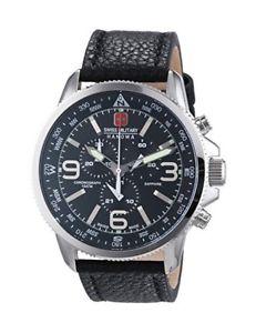 【送料無料】スイスクロックマンワットswiss military hanowa orologio uomo 06422404007 montrerelojherrenuhrwat
