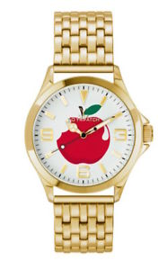 【送料無料】クロックウォッチorologio watch toywatch graffiti crt04wh