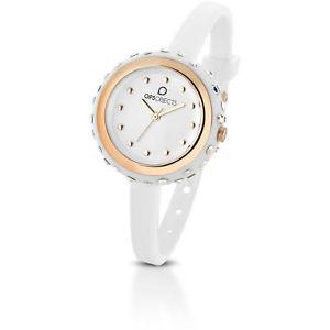 【送料無料】ボンボンスターダストクロックホワイトops bon bon stardust  orologio opspw435  bianco garanzia ufficiale
