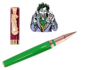 【送料無料】ペンコミックジョーカーアートpenna montegrappa comics joker art isdcjryl *nuovo*