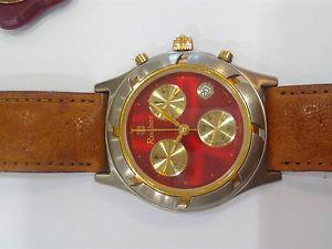 【送料無料】cronografo roubier swiss made