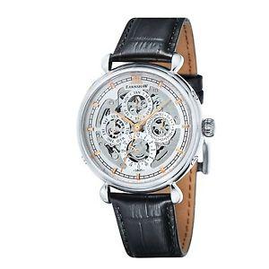 【送料無料】トーマスアーンショーカレンダーthomas earnshaw, grand calendar es804302 orologio da polso, uomo, x7g