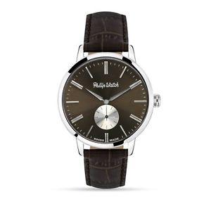 【送料無料】フィリップグランドアーカイブクロックphilip watch grand archive 1940  orologio solo tempo r8251598006 nuovo
