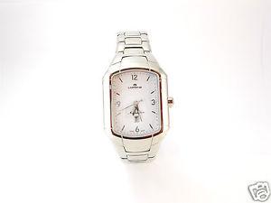【送料無料】lorenz orologi da uomo con cinturino acciaio  280,00  026085cc