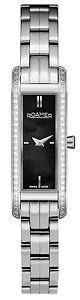 【送料無料】ローマーブランドアナログスチールストラップroamer orologio da polso, donna, analogico, cinturino in acciaio p5e