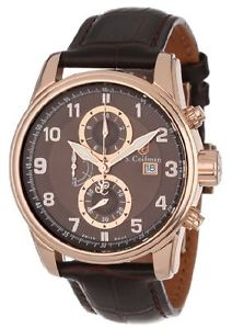 クロノグラフscoifman sc0309 orologio da polso, display display cronografo, uomo, t3z