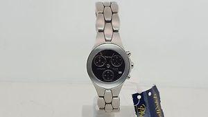 【送料無料】フィリップウォッチブラッククロノウォッチスチールorologio philip watch ref8273950535 nero data chrono 3atm watch steel