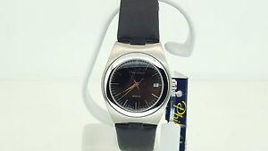 【送料無料】フィリップブラックウォッチウォッチウォッチスチールorologio philip watch ref8251600515 nero data solo tempo 3atm watch steel