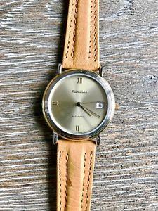 【送料無料】フィリップレアphilip watch automatico ref 4853 nuovo raro