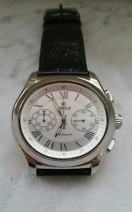 【送料無料】クロノグラフスイスキャリバーデュアルkienzle cronografo automatico swiss made calibro eta doppio modulo