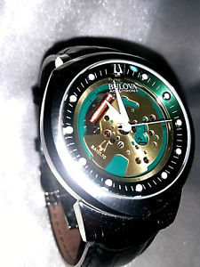 ウォッチスペースヴィンテージorologio watch bulova accutron spaceview space design vintage