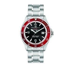 【送料無料】フィリップウォッチアシカタイムphilip watch sealion solo tempo  quarz referenza r8253209002 nuovo