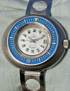 【送料無料】クロックカサタイプフィリップサブフィートrarissimo orologio yema automatic anni 70 cassa tipo philip watch sub 660 feet