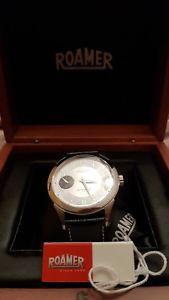 【送料無料】ローマーブランドスイスroamer mod la grande eta 64971 swiss watch