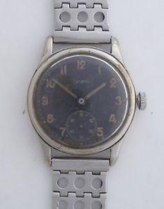 【送料無料】ドイツビンテージミリタリードイツウォッチorologio militare tedesco grana dh ii ww vintage military german watch