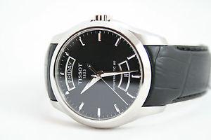 【送料無料】orologio tissot couturier automatic gent t0354071605102 nuovo