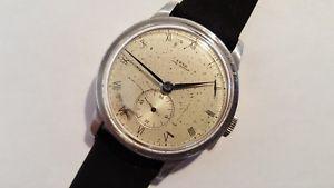【送料無料】ウォッチファブメートルorologio militare ebel fab suisse military watch cal 99 ref 15268 578 34,88 m