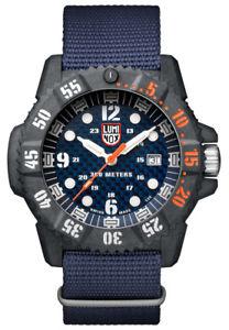 【送料無料】クロックマスターカーボンシールウォッチorologio watch luminox master carbon seal xs3803c
