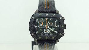 【送料無料】クロックプレステージクォーツグランドスポーツクロノpryngeps orologio cr502 prestige quarzo grand sport 3atm chrono nero data watch