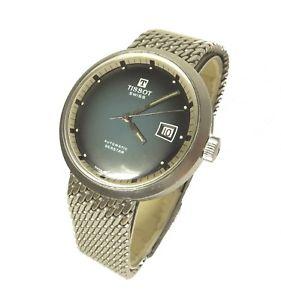 【送料無料】ティソヴィンテージtissot seastar orologio automatic rarissimo, vintage, tutto originale,come nuovo