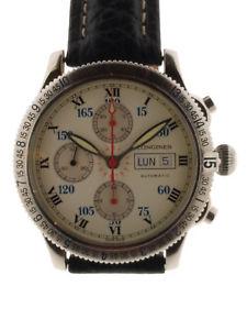 【送料無料】リンドバーグクロノグラフlongines lindbergh cronografo ref l26184