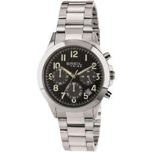 ウォッチクロノグラフbreil tribe orologio cronografo choice uomo