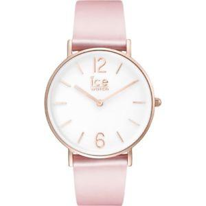 【送料無料】ピンクバラゴールドicewatch city tanner pink rosegold extra sma ic015756
