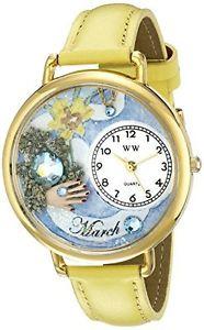 激安直営店 【送料無料】アナログスキンwhimsical watches orologio da polso, analogico al quarzo, pelle s7z, KUSTOMSTYLE SO-CAL 35da1d64
