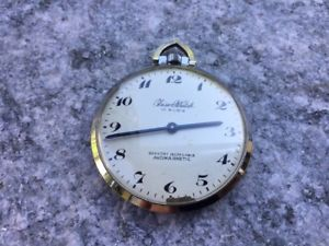 【送料無料】ポケットウォッチorologio antico tasca faiser watch rssort icassable da revisionar to be restored