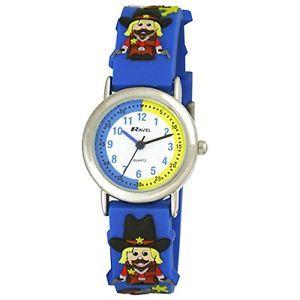【送料無料】ラヴェルravel r151346b orologio da bambini x6f