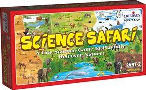 【送料無料】サファリパーツゲームcreative educational science safari parte 5,1cm gioco