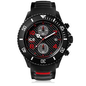 【送料無料】カーボンブラックサイズ×orologio do uomo icewatch, ice carbon, nero, taglia xl x2s