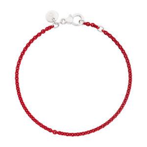 カフブレスレットドドbracciale bracelet  dodo rosso dbaro