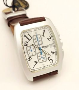 【送料無料】アルミニウムクロノグラフaltanus orologio nuovo cronografo in alluminio 7727 con garanzia  1