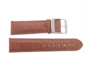 ストラップスキンピンクカラーcinturino locman pelle colore rosa misura 2220mm lunghezza 115  80mm nuovo