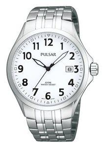 パルサー×ステンレススチールカラーpulsar uhren ps9091x1  orologio da polso donna, acciaio inox, colore p5q