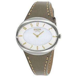 【送料無料】boccia b316517, orologio da polso donna q5w