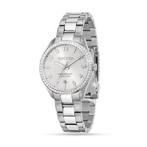 【送料無料】セクタータイムレディシルバーorologio sector solo tempo 120 lady r3253588505 silver