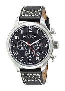 【送料無料】ノーティカnautica a14696g, orologio da polso uomo