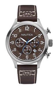 【送料無料】ノーティカnautica a14697g, orologio da polso uomo f0a