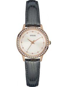 【送料無料】クロックguess w0648l2 orologio donna montrerelojdamenuhrwatch
